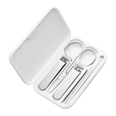 Маникюрный набор Xiaomi Mijia Nail Clipper Five Piece Set White